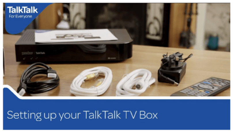 Talktalk TV Channels