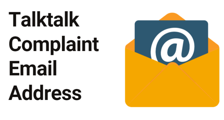 Talktalk Complaint Email Address