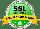 SSL Certified Transaction