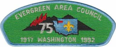 Evergreen Area S-8