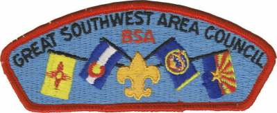 Great Southwest Area S-1