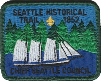 CSC Seattle Historical Trail
