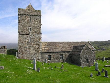 St Clements Church Rodel