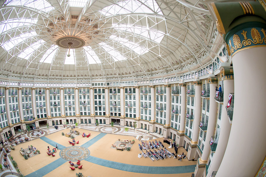 West Baden Springs Hotel Wedding Photography  Candy  Mitch