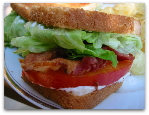 Too many BLTs, so little time