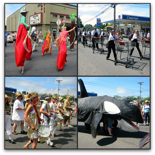 Strawberry Festival: Everyone Loves a Parade