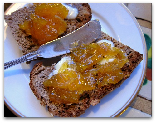 lemon-pineapple marmalade