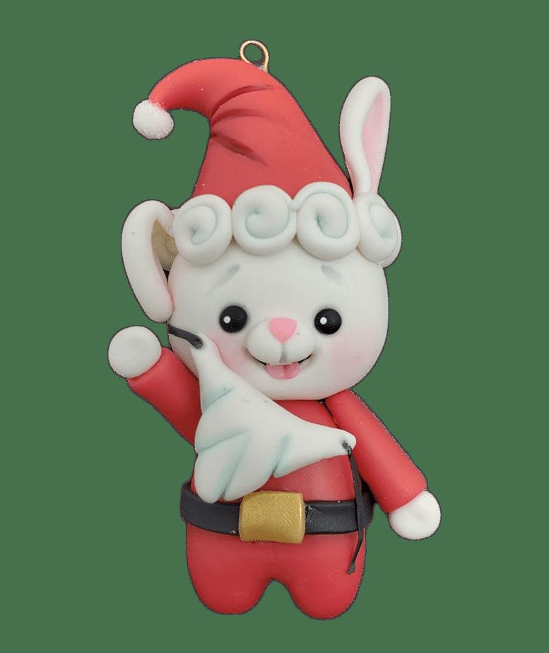 Bunny Santa 2