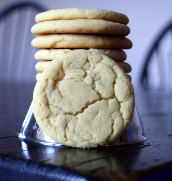 OldFashioned Sugar Cookies Recipe Dishmaps