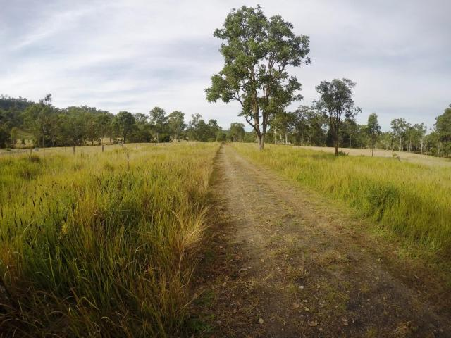 Beautiful Brisbane Valley Rail Trail