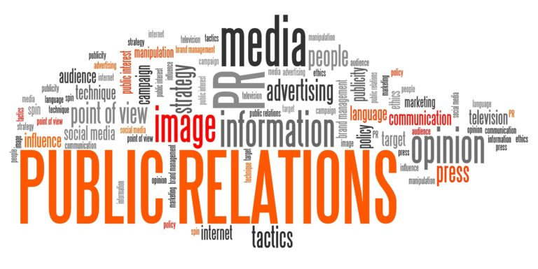 Direct access to industry experts (facilitation). Public Relations - Tall Order Media