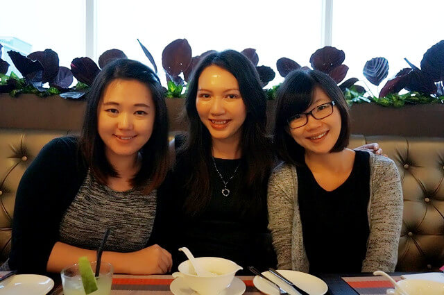 With dearest Yvonne Sam and Lulu from lululifethings