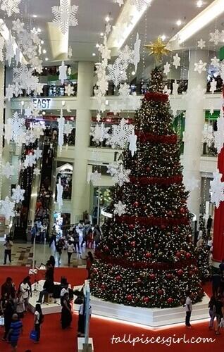 Christmas Decoration 2015 - Berjaya Times Square