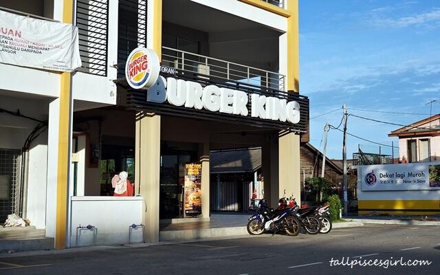Burger King @ Jeram