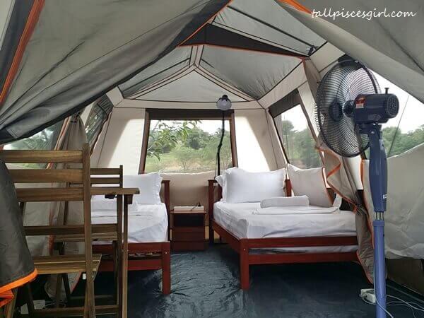 Nafas Cube @ Mardi - Tent