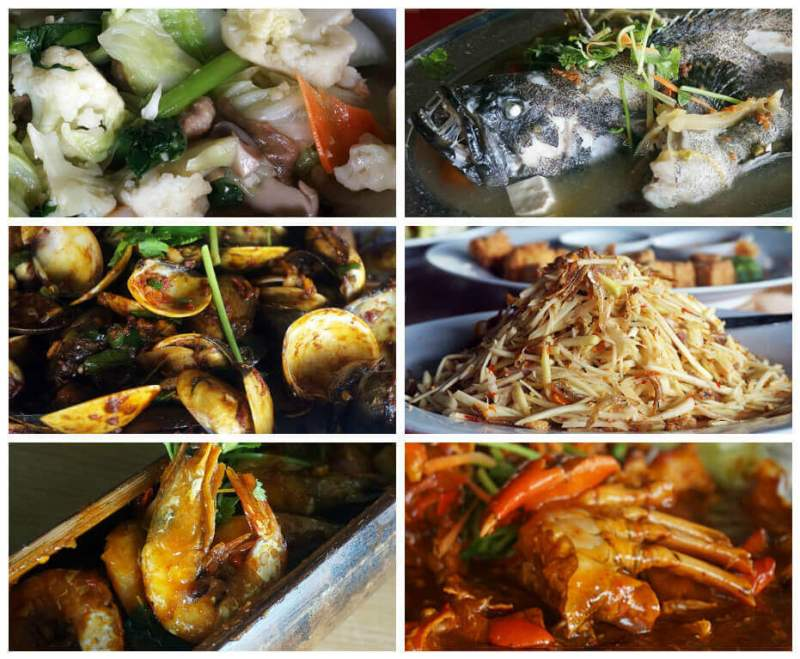 Food @ Prawn Village