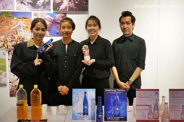 Sake Tasting @ Flavour of Hanami, ISETAN the Japan Store Kuala Lumpur
