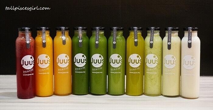 Juus: Huge range of juice varieties with competitive pricing