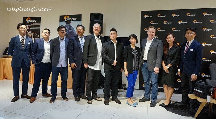 The Very Important People behind Lowepro
