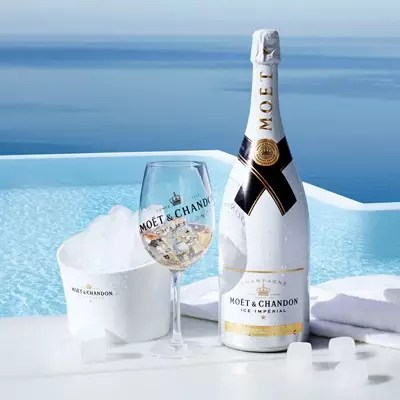 Moet Ice Imperial Royal Albatross