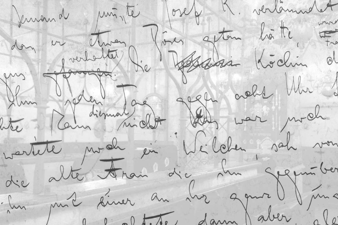 Den Prozess Verlieren Franz Kafka Und Der Schabbat Schuwah