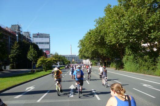 Richtung Robert-Daum-Platz