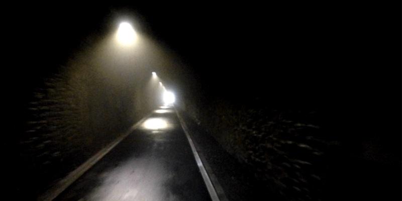 NBT: Sperrung rund um den Tunnel Schee