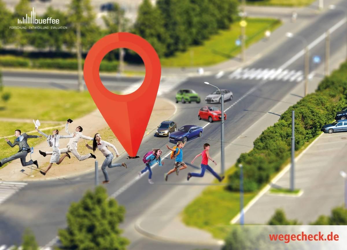 Wuppertal macht den Wegecheck!