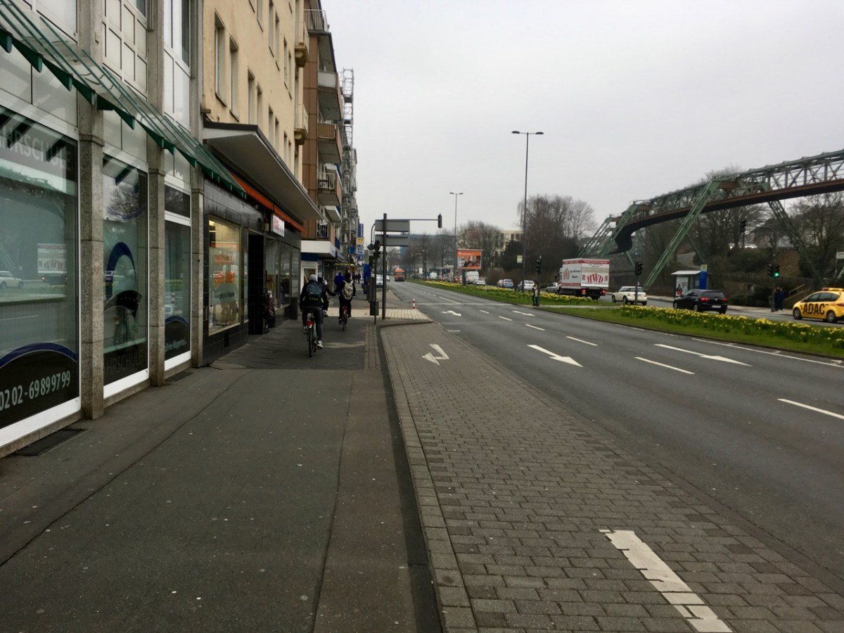 Verkehrsausschuss: Talachsenverbindung auf Nebenstraßen