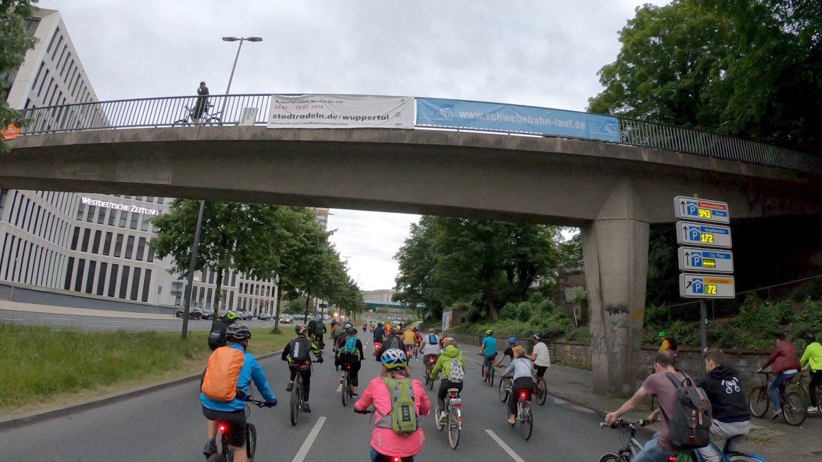 Stadtradeln Wuppertal 2020