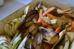 קדירת ירקות שורש