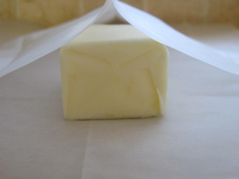 שיטוח החמאה