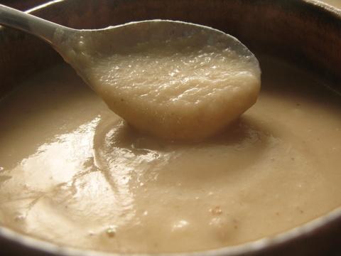 אשרי התינוק – מרק תפוחי אדמה וערמונים