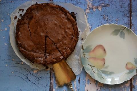 פאדג' שוקולד אלוהי של יותם אוטולנגי