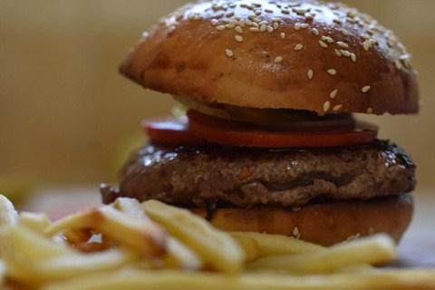 המבורגר ביתי