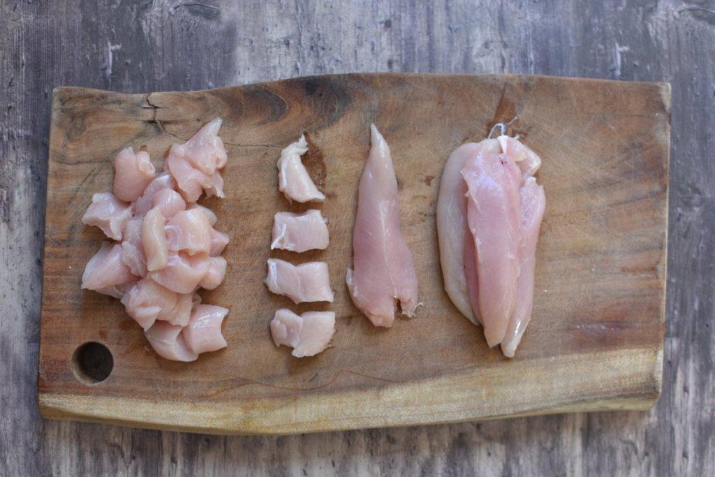 הכנת הפילה עוף
