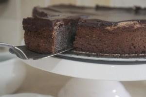 עוגת פרג רכה ועשירה