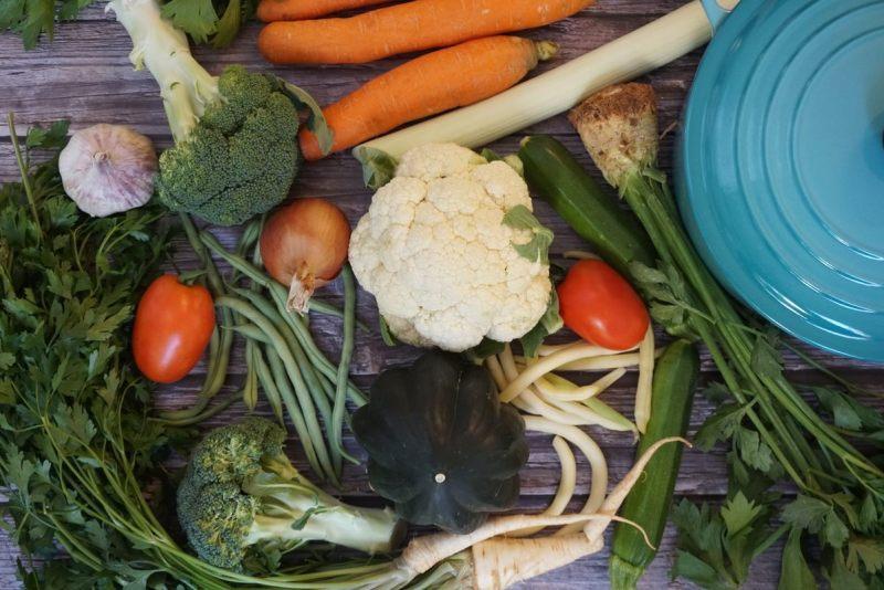 ירקות למרק ירקות
