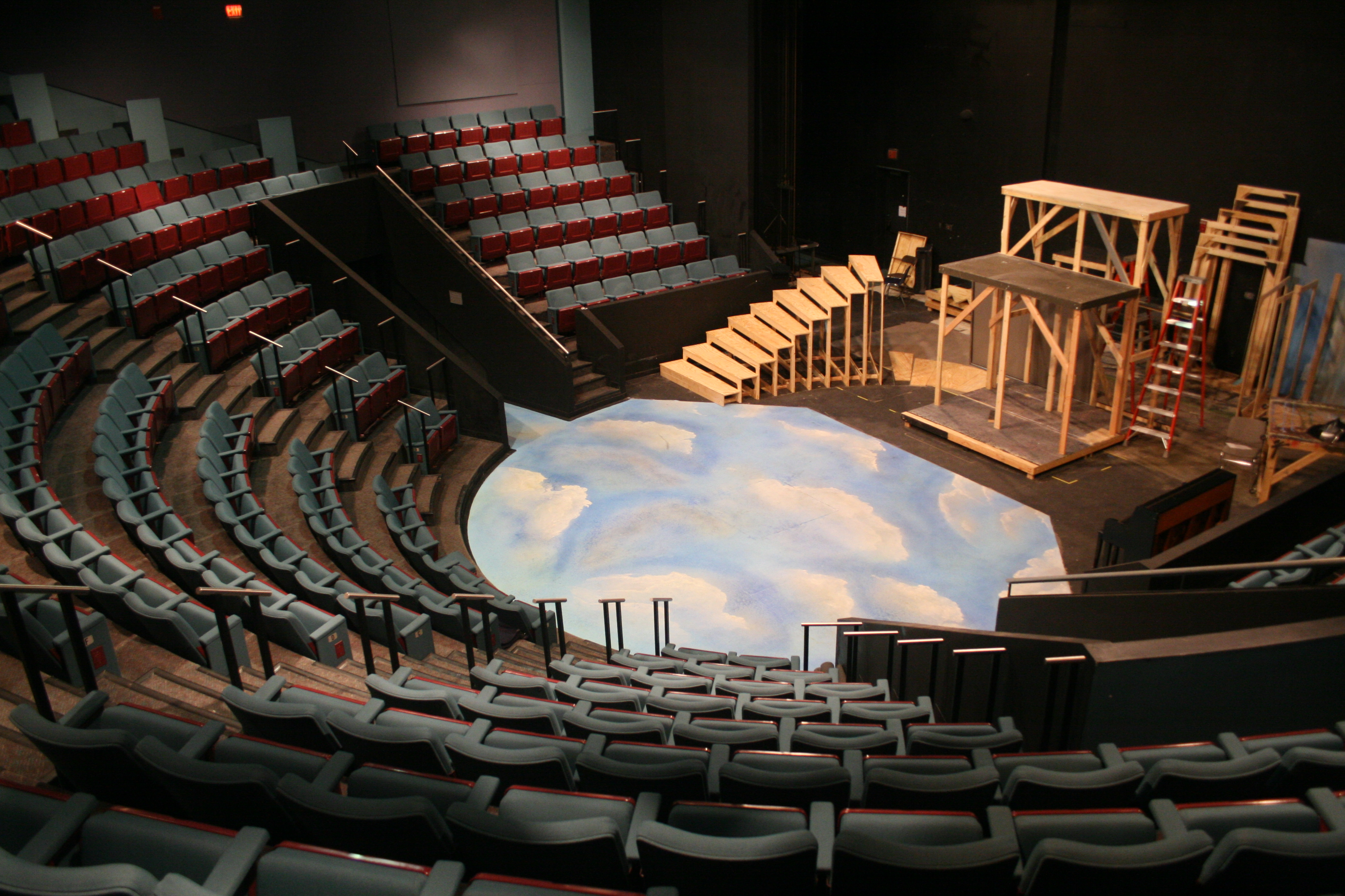 proscenium stage diagram box 2005 ford focus zx3 stereo wiring performing scripted plays theatrical confgurations