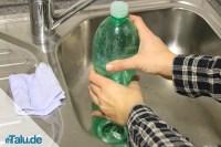 Abflussrohr verstopft? So reinigen Sie den Abfluss richtig ...