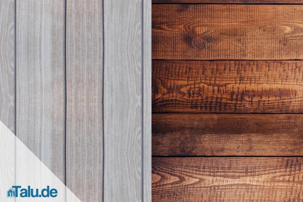 Holz beizen  Anleitung zum Lackieren Lasieren und len