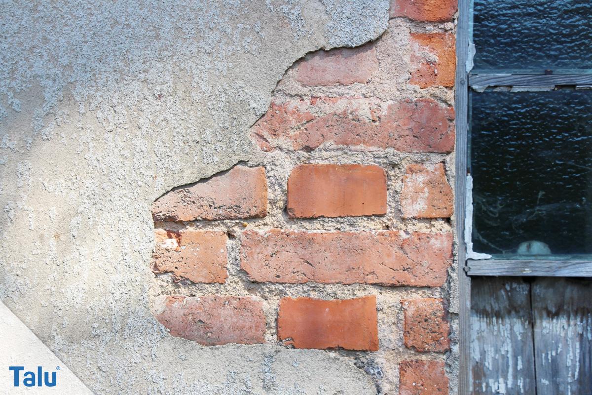 Unterschied zwischen Zement Putz und Mrtel  Eigenschaften  Talude