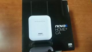 【WiMAX2】novas Home+CA購入