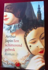 Ik las Een Schitterend Gebrek van Arthur Japin