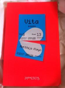 Ik las Vita van Matthijs Kleyn