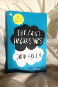 Ik las The Fault In Our Stars van John Green
