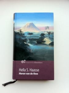 Ik las Heren van de Thee van Hella S. Haasse