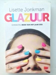 Lisette Jonkman Glazuur cover