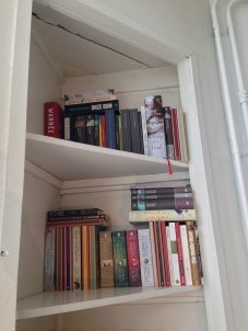 to be read boekenkast