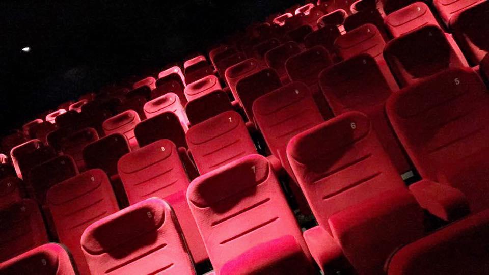film bioscoop stoelen